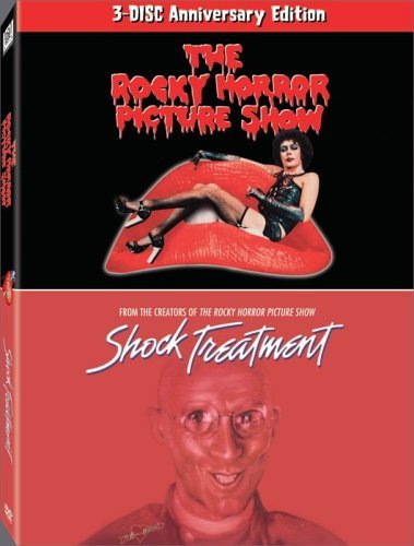 The Rocky Horror Picture Show / Shock Treatment (3-Disc Anniversary Edition) by Tim Curry
