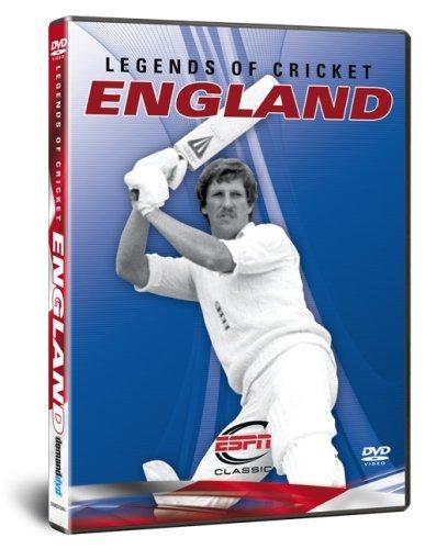 Legends of Cricket - England [UK Import]