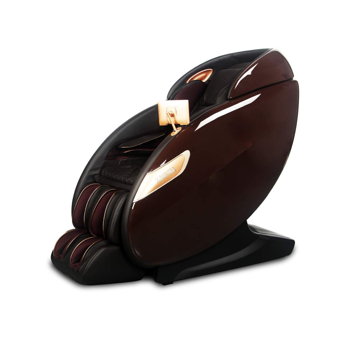 [NEW2021] Kahuna Massage Chair LM-7500 Brown - Design inspired by Modern futuristic architecture styles : Beauty