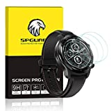 [3 Pack] HATALKIN Compatible with TicWatch Pro 3 Screen Protector, Tempered Glass 9H HD Scratch Resistant Screen Protector for TicWatch Pro 3 GPS Smart Watch