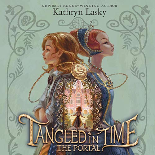 Tangled in Time: The Portal audiobook cover art