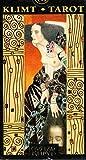 SCARABEO-JEUX Golden Tarot of Klimt: 78 Full Colour Gold Embossed Tarot Cards