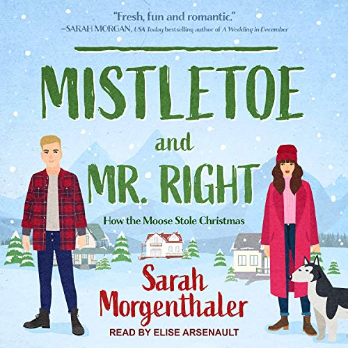 Mistletoe and Mr. Right cover art