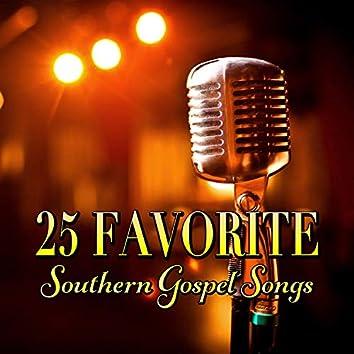 25 Favorite Southern Gospel Songs
