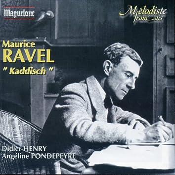 Ravel: Kaddisch