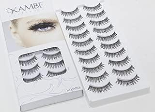 Kambe False Eyelashes No. 35