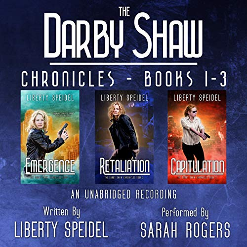 The Darby Shaw Chronicles: Books 1 - 3 cover art