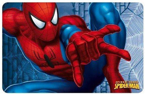 Spiderman Tischset mit 3D-Effekt [Import allemand]