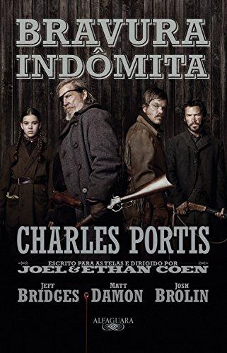 Amazon.com.br eBooks Kindle: Bravura indômita, Portis, Charles, de Leite,  Cássio Arantes