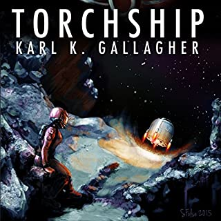 Torchship audiobook cover art