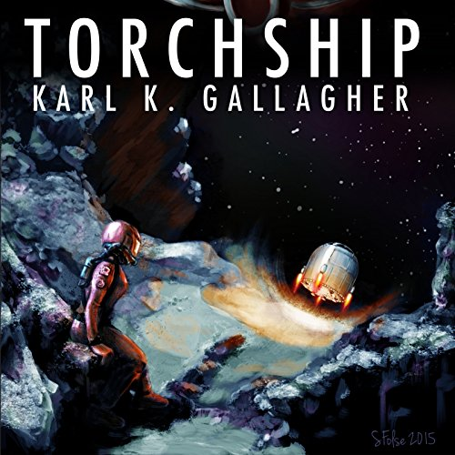 Torchship audiobook cover art
