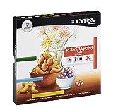 LYRA Polycrayons Soft Pastel Crayons, Set of...