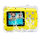 Vmotal GDC5261 Impermeable cámara Digital con Zoom Digital de 8X / 8MP / 2' TFT LCD de la...