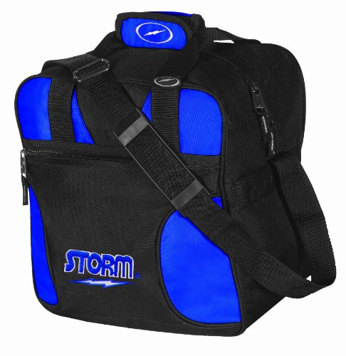 Storm Solo Bowling Bag (1-Ball), Royal