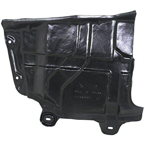 NI1228103 758907Y000 2.5L // 3.5L Under Cover For Nissan Maxima Front Engine Splash Shield 2004 05 06 07 2008