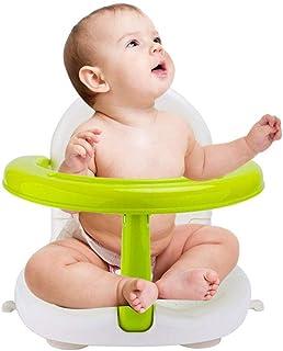 Binbinbang ベビーソファ ベビーチェア シャワー 食事 折りたたみ式 バスチェア 赤ちゃん 新生児 お食事ローチェア お風呂椅子 折りたたみ式 子供用 収納容易 安心感 ベビーバスネット