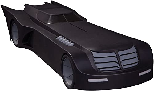 [DC-Action-Figur  Batman Animated  Batmobile 6 Zoll gemalt Aktion Fahrzeug
