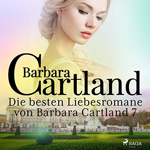 Die besten Liebesromane von Barbara Cartland 7  By  cover art