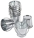 small silver buckets from Amazon - SALT effect - be a more grateful family - raise grateful kids - raising grateful kids