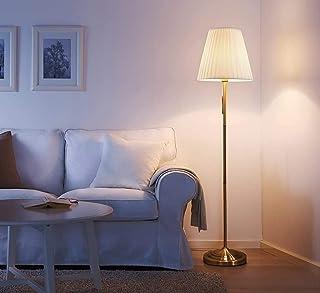 Lampadaire Salon Simple Européen moderne Rétro étude créative Chambre verticale Lampadaire Lampadaire Éclairage étude Lumière