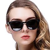 KANASTAL Occhiali da Sole Donna Polarizzati Classici Moda Vintage Retro con Protezione UV400