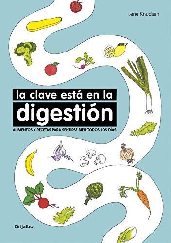 La clave está en la digestión: Alimentos y recetas para sentirse bien todos los días (Bienestar, salud y vida sana)