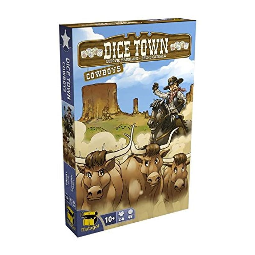 Dice Town: Cowboy Expansion