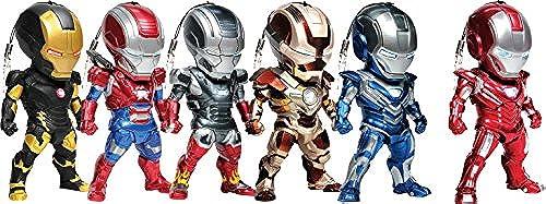 [ .jp Eingeschraenkt] Kinder-Nations-Serie 004 Kopfhoererbuchse Zubehoer (mit  Iron Man 3 MARK I Holographic-Version )