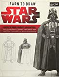 Learn to Draw Star Wars: Learn to draw favorite characters, including Darth Vader, Han Solo, and Luke Skywalker, in graphite pencil (Licensed Learn to Draw)