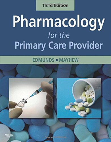 Pharmacology for the Primary Care Provider (Edmunds,...
