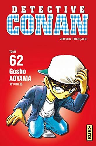 Détective Conan, tome 62