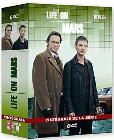 Life on Mars-L'intégrale