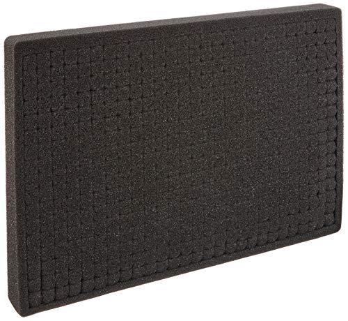 MAX CUBMAX430 Spugna Cubettata, 40 mm, per Articolo MAX430, Grigio