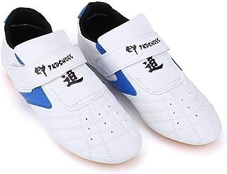 HMZ Profesional Kung Fu calzado transpirable zapatos de Taekwondo de Wushu que lucha artes marciales boxeo entrenamiento deportivo zapatilla de deporte de lucha