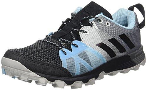 adidas Kanadia 8.1 TR W, Zapatillas de Running para Mujer, Negro Negbas/AZUHIE,...