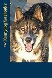 Nannydog Notebook c: Wolves Notebook c