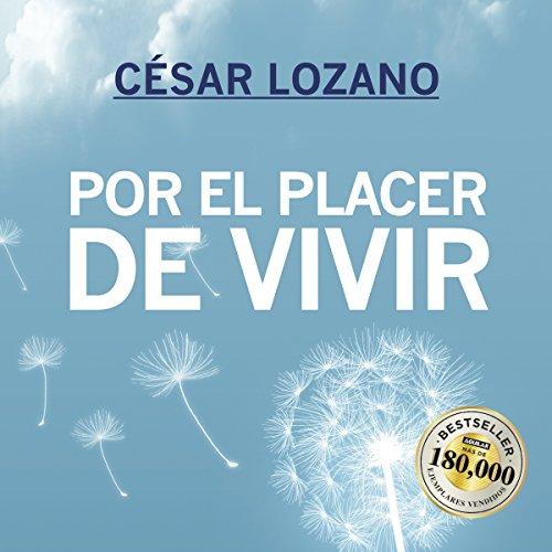 Por el placer de vivir [For the Pleasure of Living] cover art