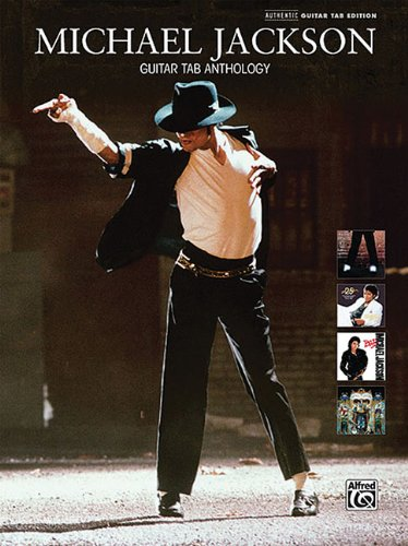 Michael Jackson Guitar Tab Anthology: Authentic Guitar Tab
