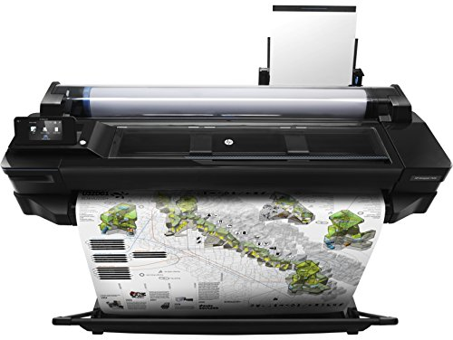 Hewlett Packard Designjet T520 24'' Plotter CQ890C#B19 610mm