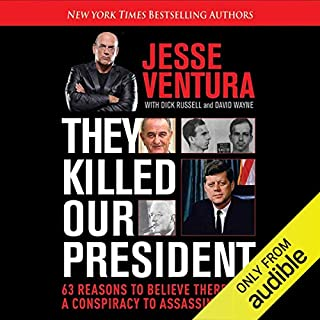 They Killed Our President cover art