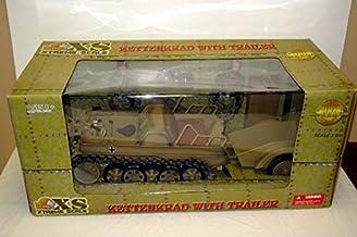 ULTIAMTE SOLDIER XS 1/6th WW2 GERMAN KETTENKRAD W/TRL & 2 FIGURES