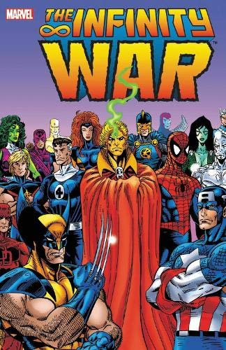 Compare Textbook Prices for Infinity War  ISBN 9780785121053 by Jim Starlin,Ron Lim