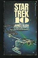 Star Trek 10 0553232355 Book Cover