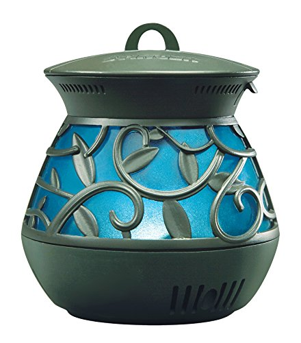 STINGER Mosquito Repellent Lantern, Black/Blue