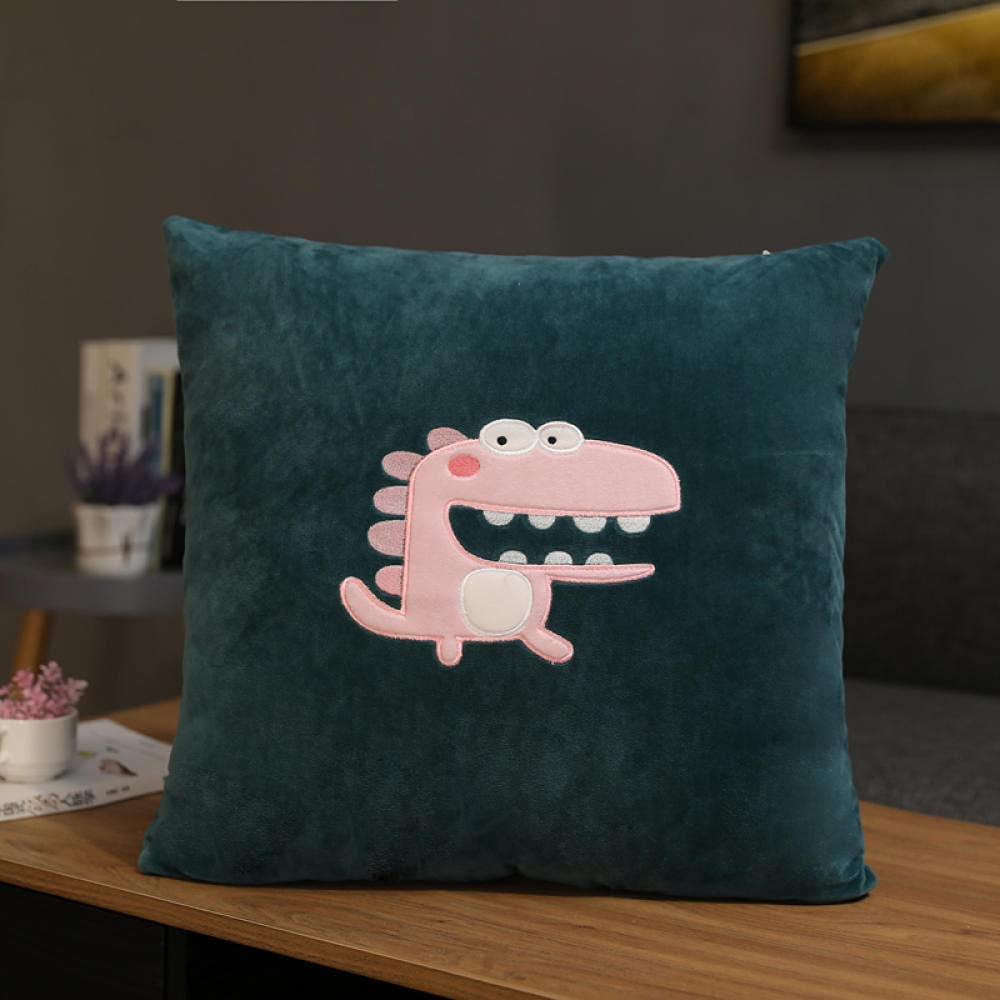 Sofa Pillow Cushion car Square Many popular brands Leaning Super special price Girl Sleepi on The