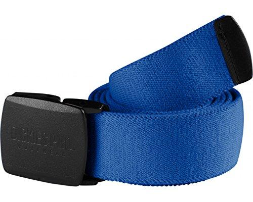 Dickies Pro Gürtel mit Schnellverschluss, Metallfrei, Lightweight, Stretch (Royalblau)
