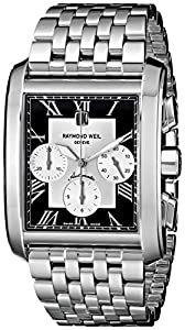 Raymond Weil Men's 4878-ST-00268 Don Giovanni Stainless Steel Chronograph Watch image