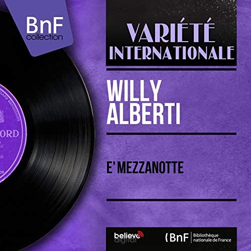 Willy Alberti feat. Jack Bulterman et son orchestre