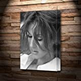 CELINE DION - Canvas Print (A5 - Signed by the Artist)