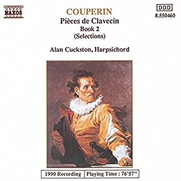 COUPERIN, F.: Suites for Harpsichord Nos. 6, 8 and 11